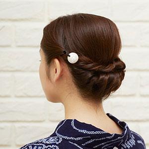 カジュアルヘアセット Photo2